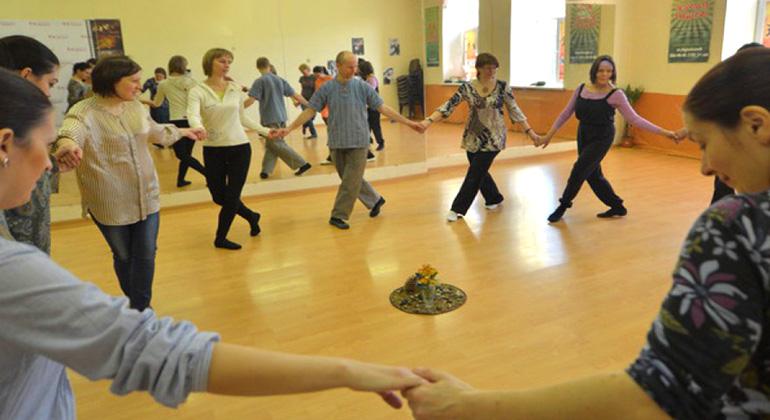 Круговой танец